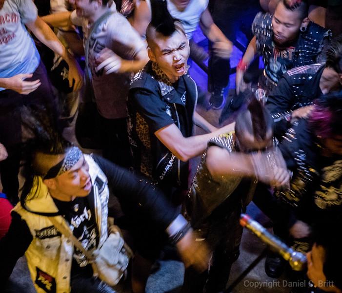 Yangon Punks Mosh