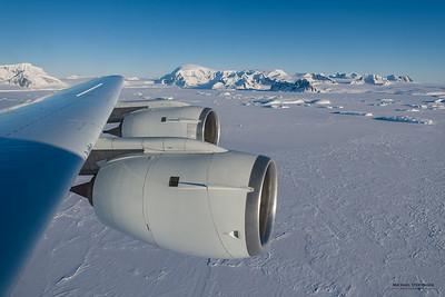 George VI Sound, Antarctic Peninsula