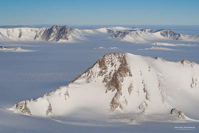 Shackleton Range, Antarctica