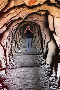 Burro Schmidt Tunnel, El Paso Mountains, Mojave Desert