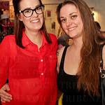 Jess Houston and Kristen Valentine.