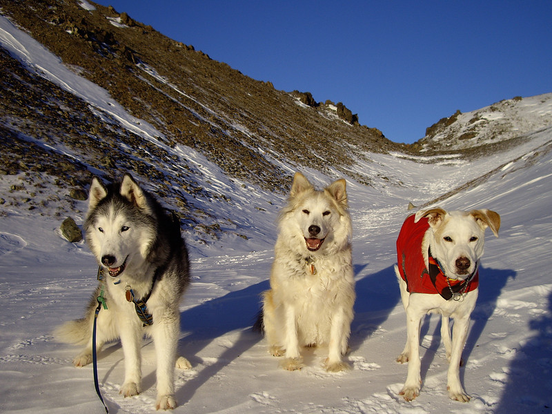The Three Amigos - Eklutna/Bear Mountain