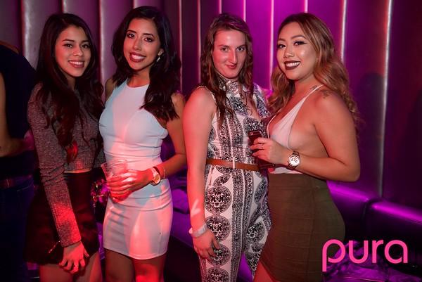 Pura Club 12.03.2016