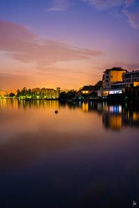 Glow of Mondsee