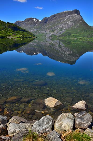 Norwegian Reflections