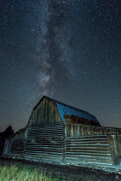 Molton Barn<br /> Grand Teton National Park, Wyoming