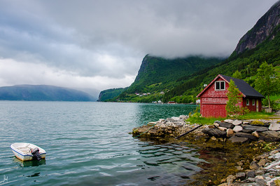 Calm Fjords