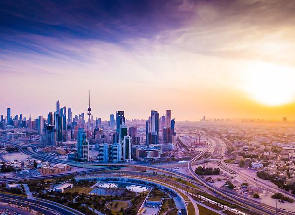 Good Morning - Downtown Kuwait