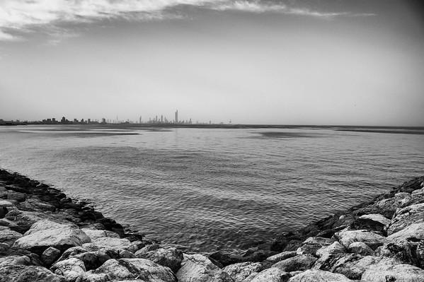 Kuwait cityline