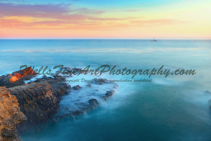 Mystical Seascape, Leo Carrillo, California