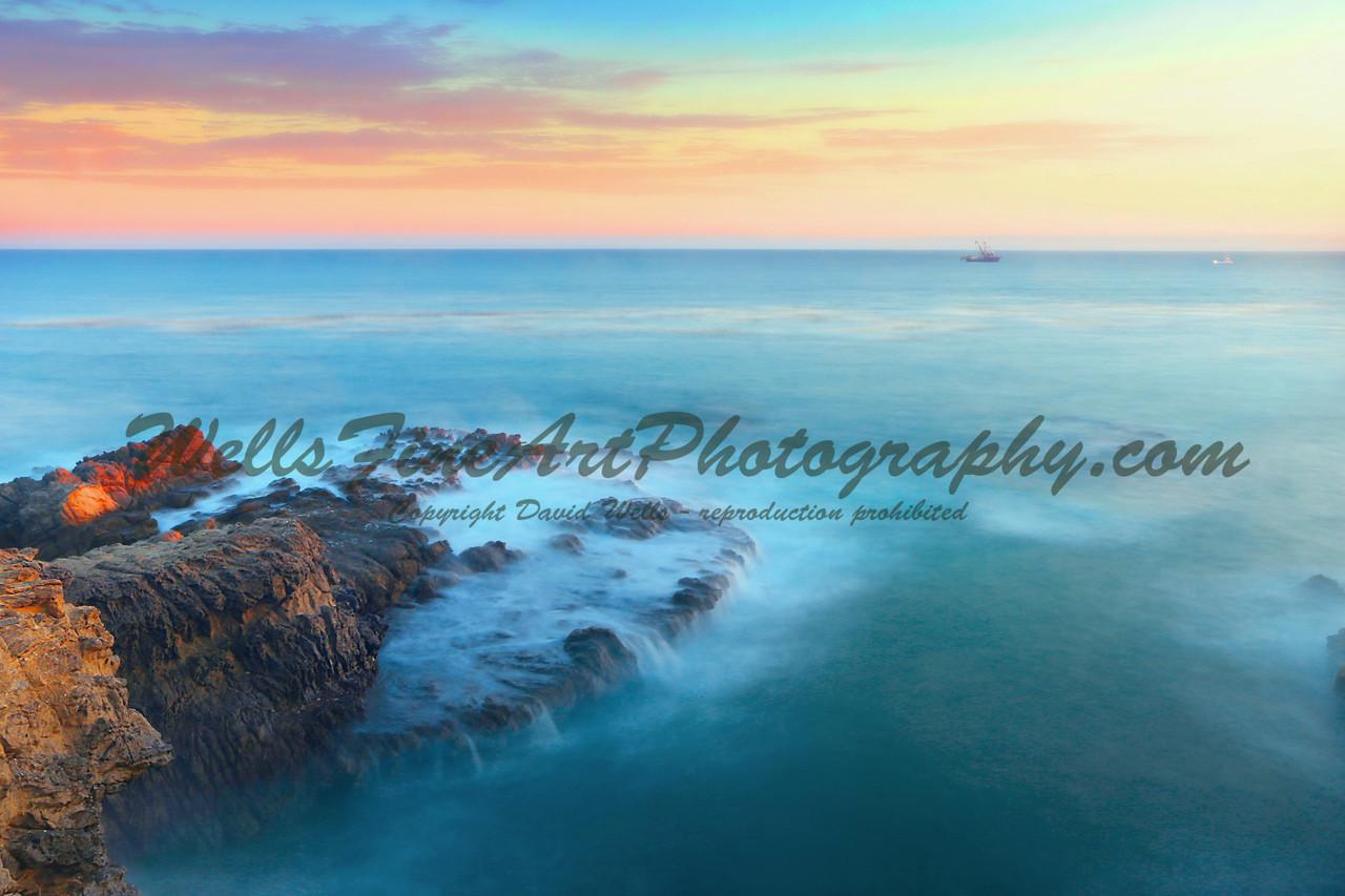 Mystical Seascape, Leo Carrillo, California
