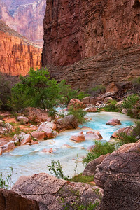 Havasu Creek Vertical, Grand Canyon