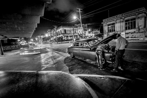 8pm in La Habana