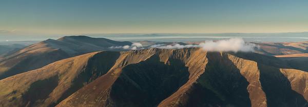 Blencathra and Skiddaw Aeria Photographs
