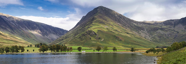 Fleetwith Pike Panoramic - Buttermere