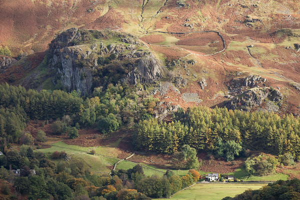 Castle Rock - Lake District
