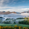 Autumn Morning Derwent Water