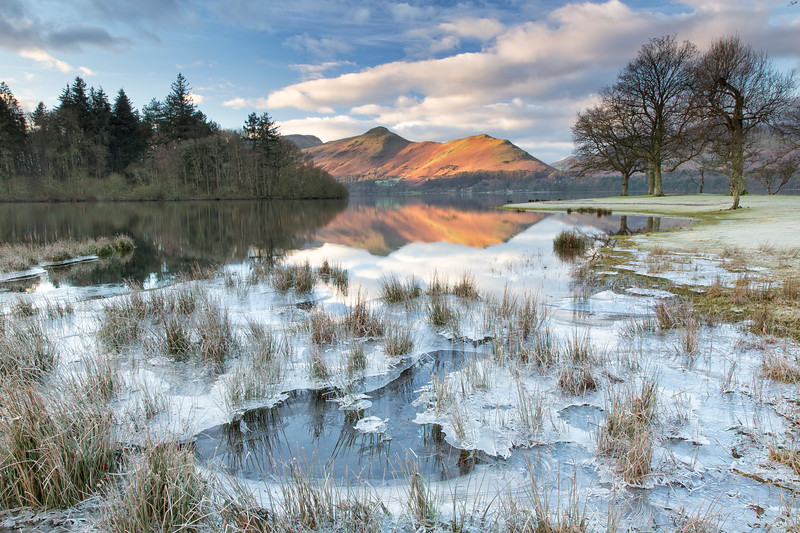 First Frost Keswick 2015