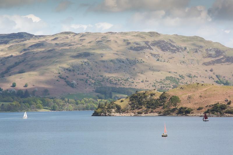 Sailing-Lake-Ullswater