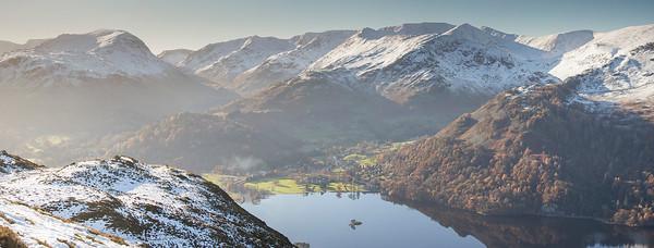 Glenridding Panoramic Photograph