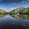 Grasmere Panoramic Photograph