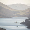Hercules low level flying over Thirlmere