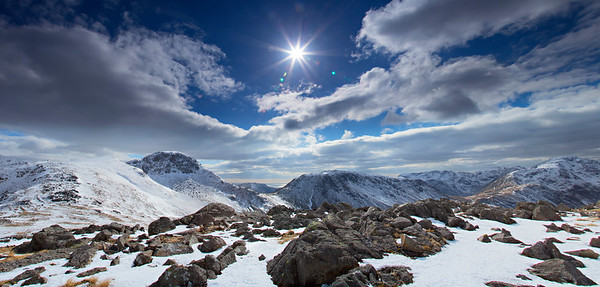 Great Gable Winter