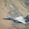 F15 Low Level Flying