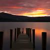 Sunset Keswick
