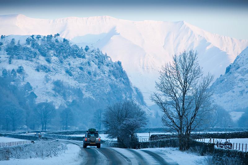 Blencathra Winter