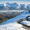 Skiddaw Winter Photograph