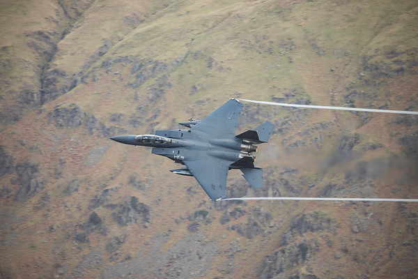 F15 American Eagle Low Level