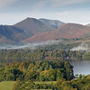 Causey Pike Panoramic