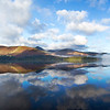 Derwent Water Panoramic Photograph