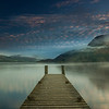 Ullswater Jetty Sunrise