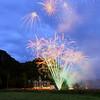 Lodore Falls Hotel Firework celebrations