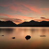 Derwent Water Sunset - Keswick