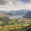 Crummock Water Panoramic