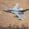 RAF Tornado GR4 Low Level in the Lake District