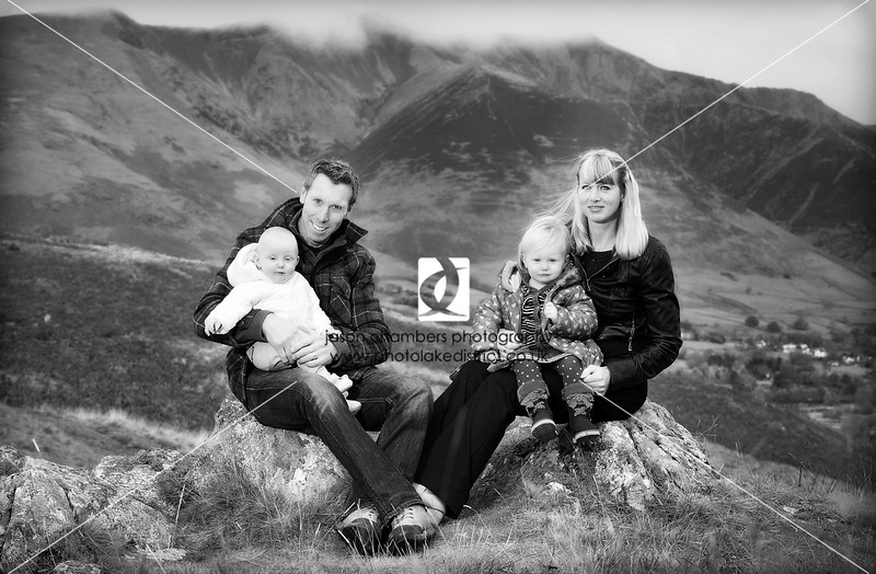Lucy Ian Family Portraits