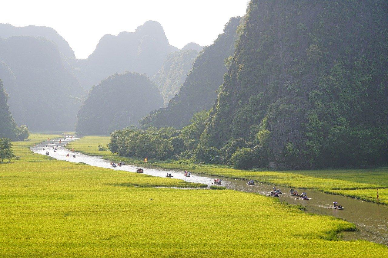 Tam Coc Village