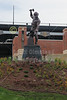 Boilermaker Pete - Western Michigan University Broncos at Purdue University Boilermakers - Saturday, August 30, 2014