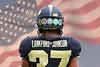 Helmet Decals on Military Appreciation Day - University of Cincinnati Bearcats at Purdue University Boilermakers - Saturday, September 10, 2016