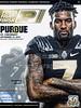 Official Game Day Program - University of Cincinnati Bearcats at Purdue University Boilermakers - Military Appreciation Day - Saturday, September 10, 2016