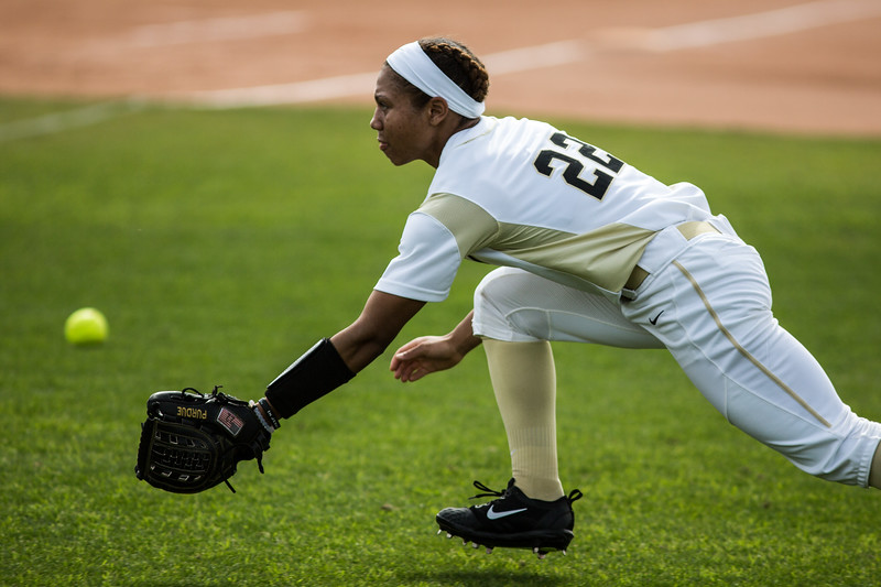 Softball - Purdue vs Fresno State