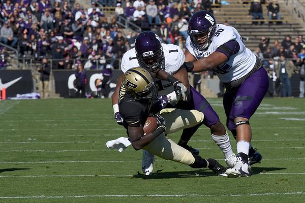 Purdue vs. Northwestern