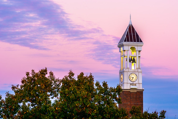 Purdue Bell Tower