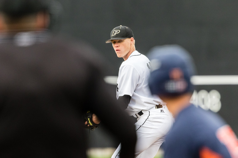 Purdue Baseball vs Illinois