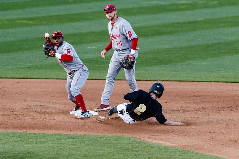 Purdue Baseball vs Indiana University