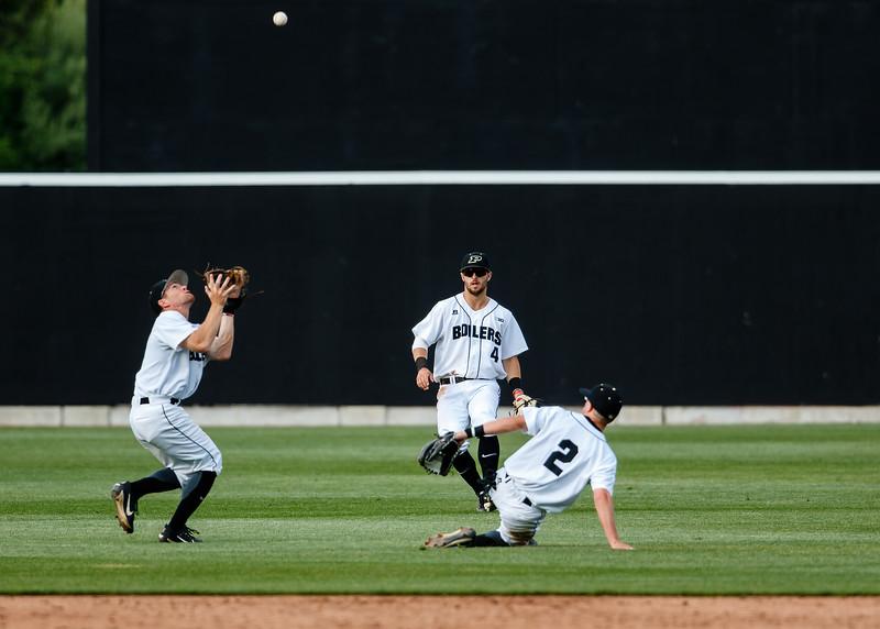 Purdue Baseball vs Michigan
